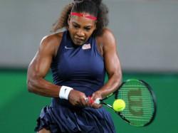 Serena Storms Into Quarters Gets No