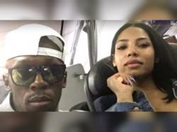 Usain Bolt Girlfriend Kasi Bennett Go On Vacation