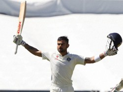 Kohli Becomes The First Indian Score Two 200 Scores As Captain