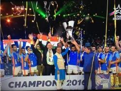 Champions Again India Win Kabaddi World Cup