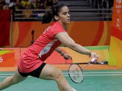 Saina Not Thinking Retirement Tells Coach