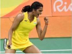 P V Sindhu Enters China Open Final