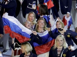 Over 1000 Athletes Allegedly Involved Doping Russia Faces