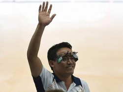 Jitu Rai Wins Bronze 10m Rifle Competition