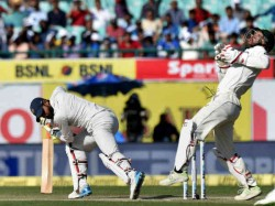 India Vs Australia Day 3 Hosts Restricted 332 As Lyon Completes Another Fifer