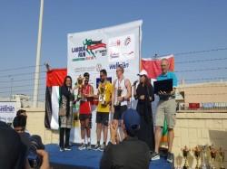 Tamilnadu Player Got Second Place Dubai Marathon