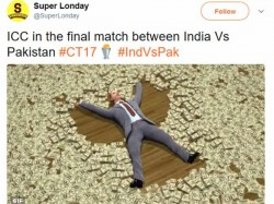 Betting Money Power Overwork On India Pakistan Finals