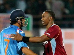 Dwayne Bravo Calls Dhoni As Machan
