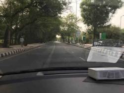 C Delhi Witnesses Traffic Halt See Ind Bangladesh Semi Final
