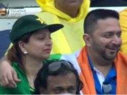 Will This Indo Pak Pair Come Watch The Ct Finals