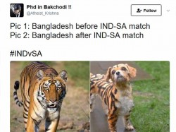Meme On The Round About India Bangladesh Cricket Match