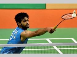 India S Sai Praneeth Wins Thailand Open Badminton Tournament