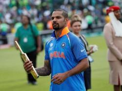 Champions Trophy Shikhar Dhawan Wins Golden Bat Hasan Ali Bags