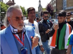 Champions Trophy Vijay Mallya Booed During India South Afri