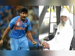 Jasprit Bumrah S Grandfather Drives Auto Rickshaw A Living