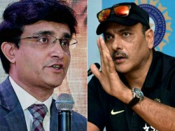 Ravi Shastri Has Heated Argument With Ganguly Over Bowling Coach