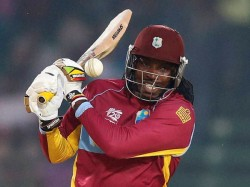 Gayle Play Against India Sabina Park T20 Tie