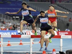 Sudha Singh Bags India S Seventh Gold At Asian Athletics