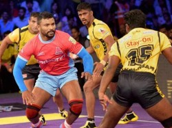 Pro Kabaddi League 2017 This Is Tamil Thalaivas