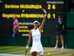 Wimbledon 2017 Women S Final Muguruza Won Her First Wimbled