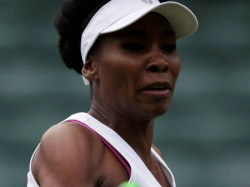 Wimbledon Venus Williams Breaks Down During Press Conferen