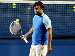 Leander Paes Ruled For Davis Cup