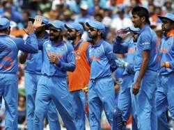 India Vs Sri Lanka India S Team Announced
