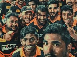 Tnpl 2017 Ruby Trichy Warriors Won Madurai Super Giant