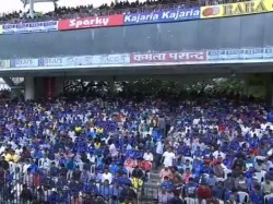 Black Shirt Are Not Allowed Chennai Chepauk Stadium