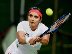 Sania Missed Title Chance