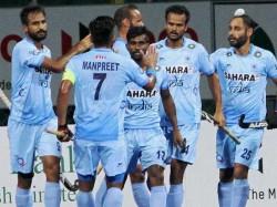 India Thrashed Malaysia