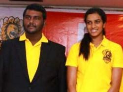 Sindhu Chennai Team