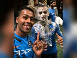 Harthik Pandya Says He Took Revenge On Kohli His Birthday