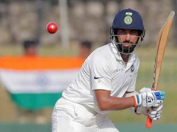 Pujara Bats On Five Days Enters Record Books