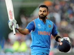 Kohli Slips 3rd Position T20 Ranking After Marriage Break