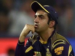 Gambhir Opted Out Of Kkr