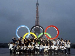 Paris La Host Olympics