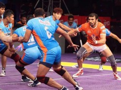 Pro Kabaddi In October