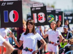 F1 Race Committee Says No Grid Girls