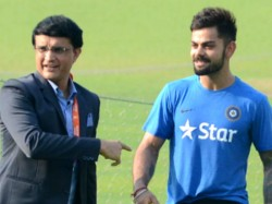 Kohli Is Genuinely Greater Than Sachin Says Sourav Ganguly