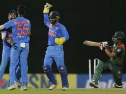 nd T 20 Match Between India Bangladesh Sri Lanka