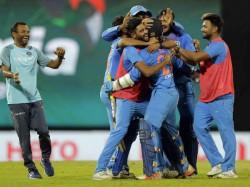 The Final T 20 Match Between India Bangladesh Sri Lanka
