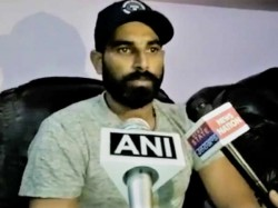 Relief Mohammed Shami Bcci Issue Grade B Contract