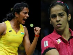 Cwg2018 Another Gold Confirmed India Pv Sindhu Saina Facing