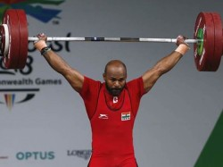 Commanwealth India Wins Gold Medal Weight Lifting