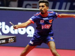 Indian Mens Table Tennis Team Wins Gold Cwg
