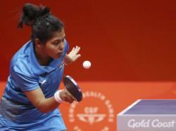 Indian Women S Team Table Tennis Finals Cwg