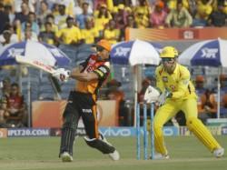 Chennai Playing Against Hyderabad Ipl