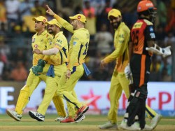 Csk Lifted The Ipl The Third Time