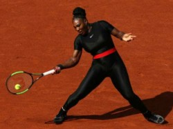 Serena On The Catsuit She Wears